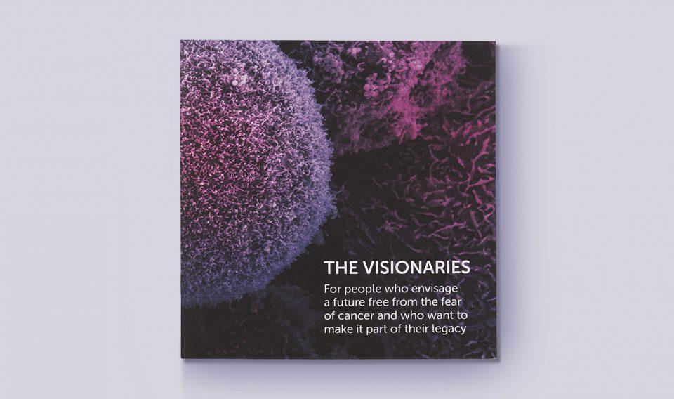 Lisa Pember CRUK Visionaries