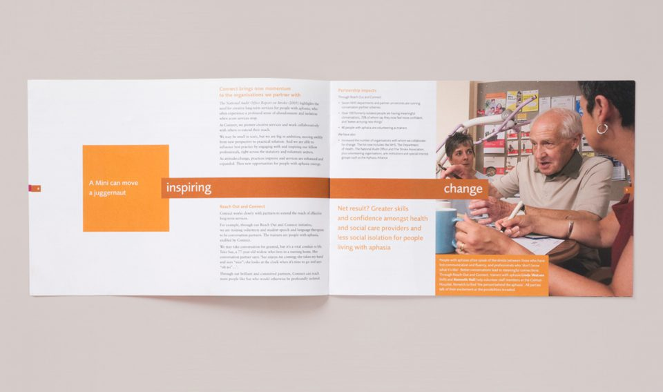 Lisa Pember - Connect annual reports 02