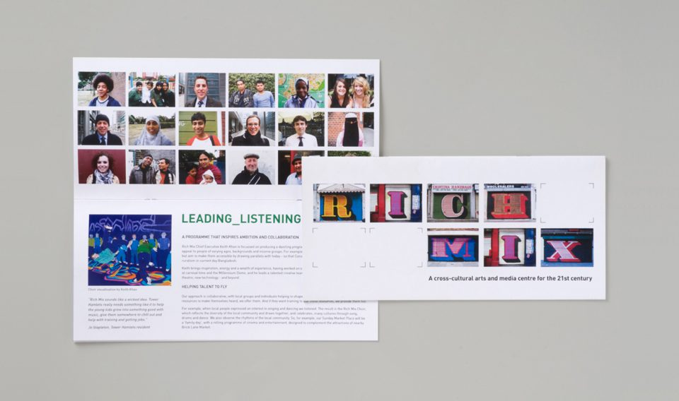 Lisa Pember Rich Mix Brochure