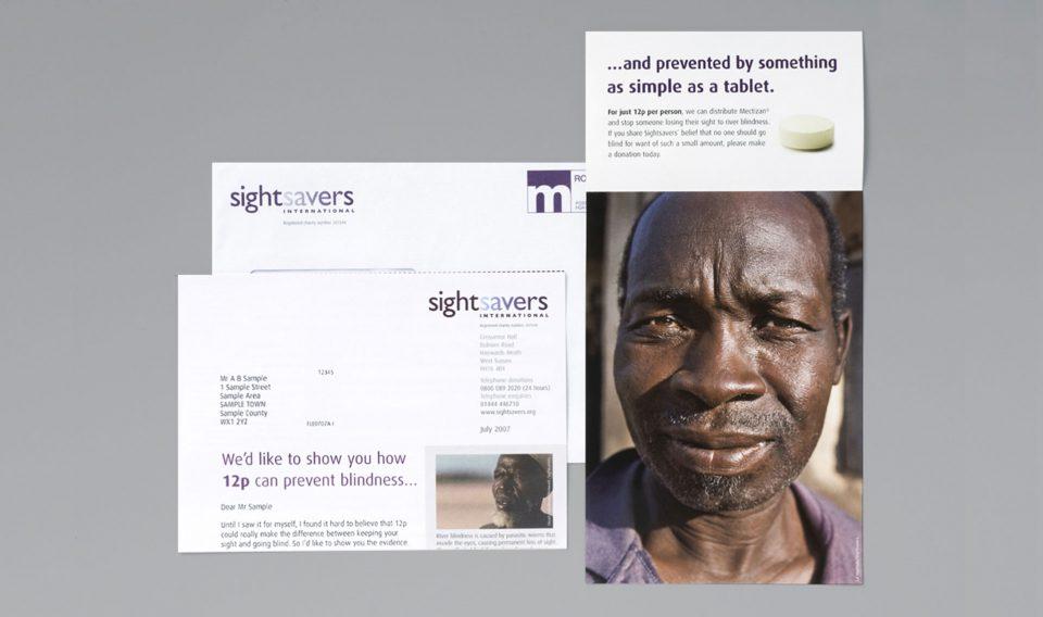 Lisa Pember - SightSavers river blindness appeal 02